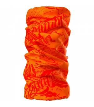 Dynafit Primaloft Neck Gaiter shocking orange nákrčník