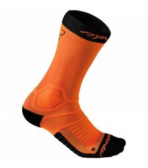 Dynafit Ultra Cushion Sock fluo orange ponožky
