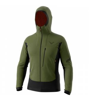 Dynafit Free Alpha Direct Jacket M Winter moss bunda