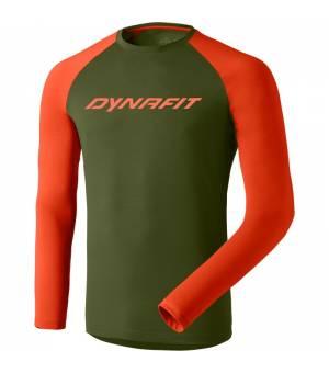 Dynafit 24/7 M Longsleeve dawn tričko