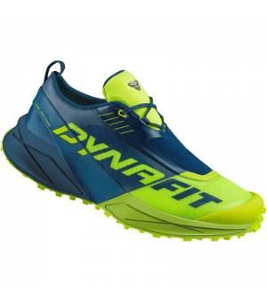 Dynafit Ultra 100 M poseidon/fluo yellow topánky