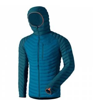 Dynafit Radical Down Hooded M Jacket petrol bunda