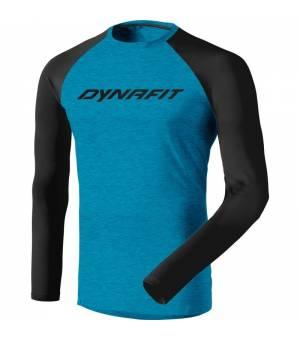Dynafit 24/7 M Longsleeve black out reef tričko