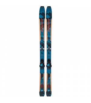 Dynafit Seven Summits Ski Set+ blue/red 21/22