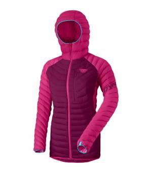 Dynafit Radical Down Hooded W Jacket flamingo bunda