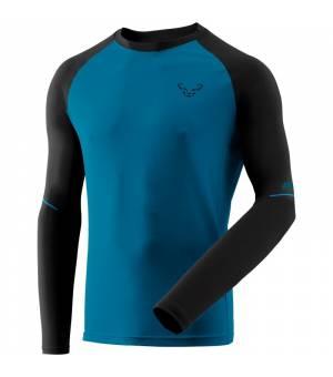 Dynafit Alpine Pro Long-Sleeved M Tee black out tričko