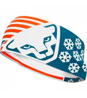 Dynafit Graphic Performance Headband nimbus/flag čelenka