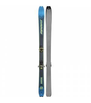 Dynafit Radical 88 Ski Set Reef Limepunch 21/22