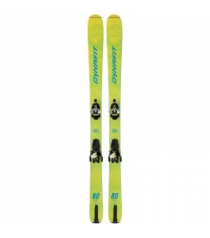 Dynafit Seven Summits Youngstar Ski Set yellow 21/22