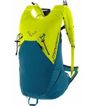 Dynafit Radical 28l Backpack Lime Punch/Petrol batoh