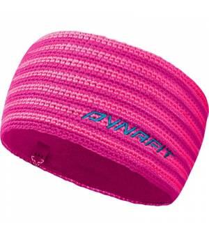Dynafit Hand Knit 2 Headband lipstick čelenka