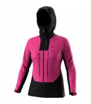 Dynafit TLT Dynastretch Jacket W Flamingo bunda