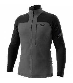 Dynafit Speed Polartec jacket M black out quiet shade mikina