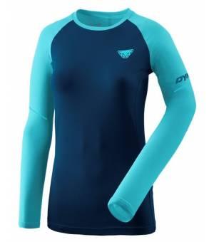 Dynafit Alpine Pro Long-Sleeved W Tee silvretta tričko