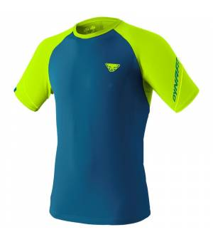 Dynafit Alpine Pro M T-Shirt fluo yellow tričko