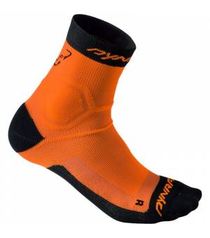 Dynafit Alpine Short Sock fluo orange ponožky