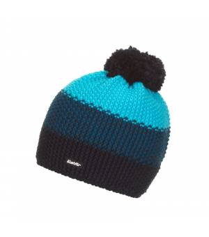 Eisbär Star Pompon MÜ čiapka modrá