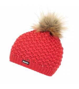 Eisbär Shanita Lux Crystal MÜ kids čiapka červená