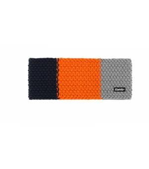 Eisbär Jamies Flag STB dark cobalt-orange mottled-light gray čelenka