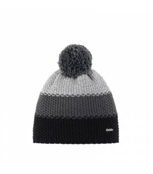 Eisbär Star Pompon MÜ Kids cap grey black čiapka