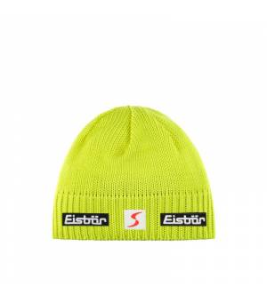 Eisbär Trop MÜ SP cap lemon yellow čiapka