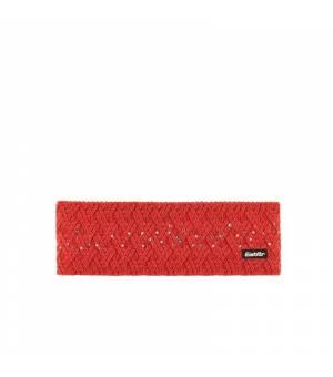 Eisbär Lore Crystal STB headband red čelenka