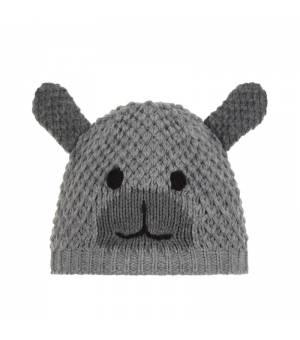 Grizzly MÜ kids cup grey čiapka