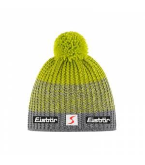 Eisbär Noni Pompon MÜ SP cup yellow green čiapka