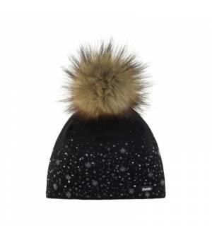 Eisbär Rana Lux Crystal MÜ cap black čiapka