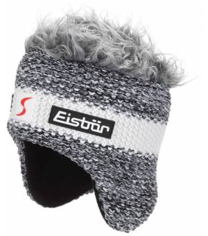 Eisbär Styler Cocker MÜ SP grey white čiapka