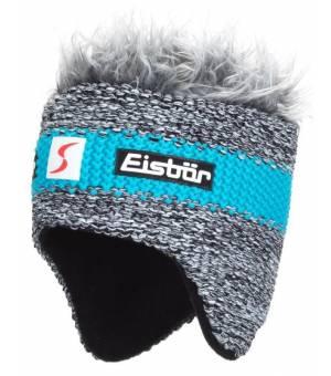 Eisbär Styler Cocker MÜ SP grey blue čiapka