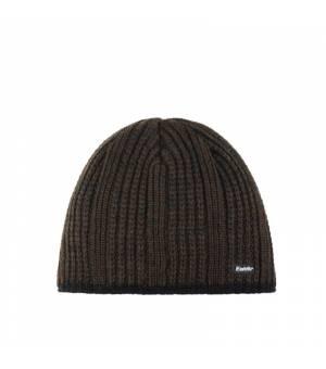 Eisbär Rene MÜ cap brown grey čiapka