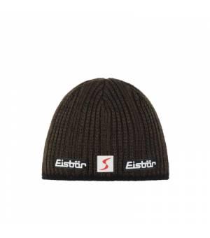 Eisbär Rene MÜ SP cap brown grey čiapka