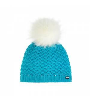 Eisbär Shanita Lux Crystal MÜ Kids cap azure blue čiapka