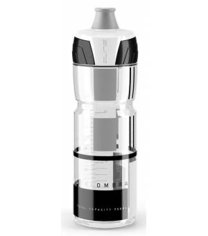 Elite Crystal Ombra fľaša na nápoje 750 ml transparent/sivá