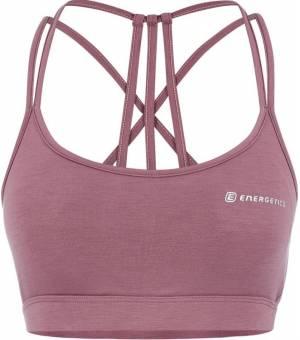 Energetics Evelyn 4 W Sport Bra Pale Pink podprsenka