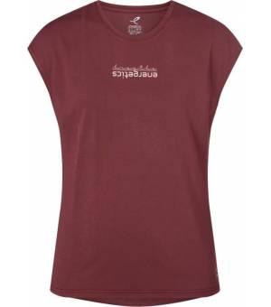 Energetics Gerda 7 W T-shirt tričko bordové