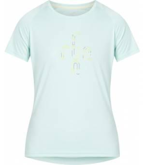Energetics Buena W tričko svetlomodré