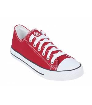 Firefly Canvas Low III voľnočasová obuv červená