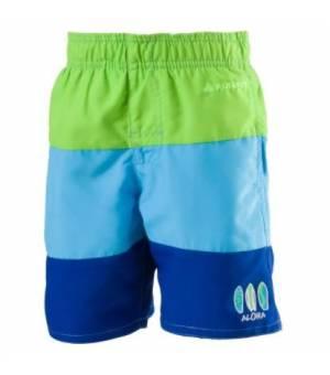Firefly Larren Tricolore chlapčenské plavkové šortky