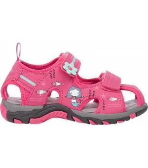 Firefly Emilie 7 JR Pink detské sandále