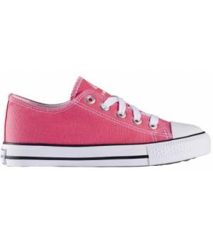 Firefly Canvas IV JR Pink voľnočasová obuv