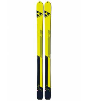 Fischer X-treme 88 yellow/black 20/21