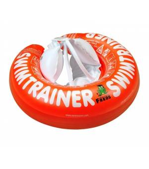 Fred's Baby Swimtrainer Red plavec. pomôcka