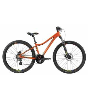 Genesis Evolution JR 26 Disc juniorský bicykel oranžový 2021