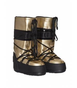 Goldbergh Goldie W Boots Gold snehule