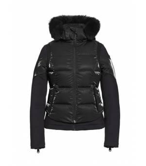 Goldbergh Nura W Ski Jacket Real Fox Fur bunda