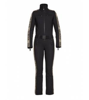 Goldbergh Goldfinger W Jumpsuit Gold overal