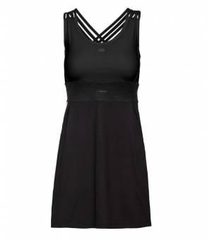 Goldbergh Jinda Dress Black šaty