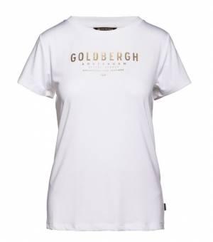 Goldbergh Daisy Short Sleeve tričko biele